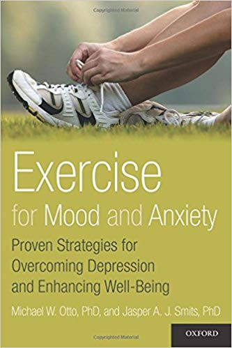 Book Exercise for Mood and Anxiety