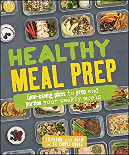 book healthy meal prep
