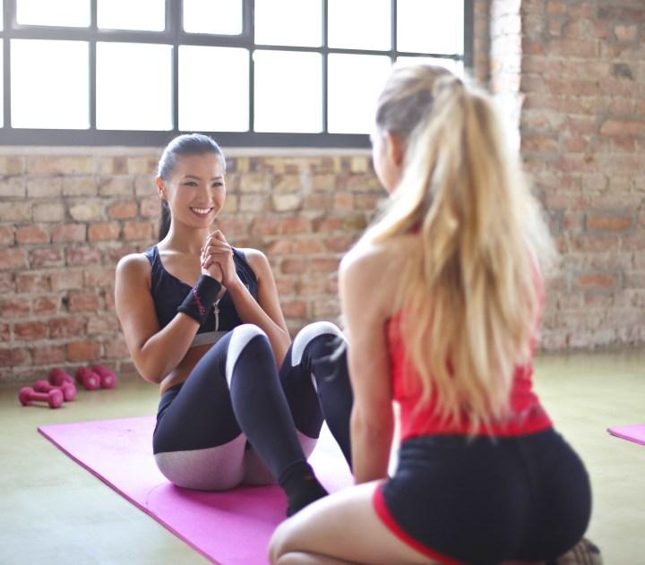 One of Naturallyyoufl.com keys to optimal health is exercise.