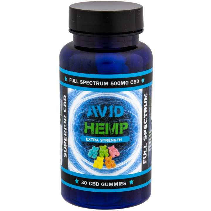 Avid Hemp CBD Gummies are one of the CBD Products offered by Naturally. . . You.