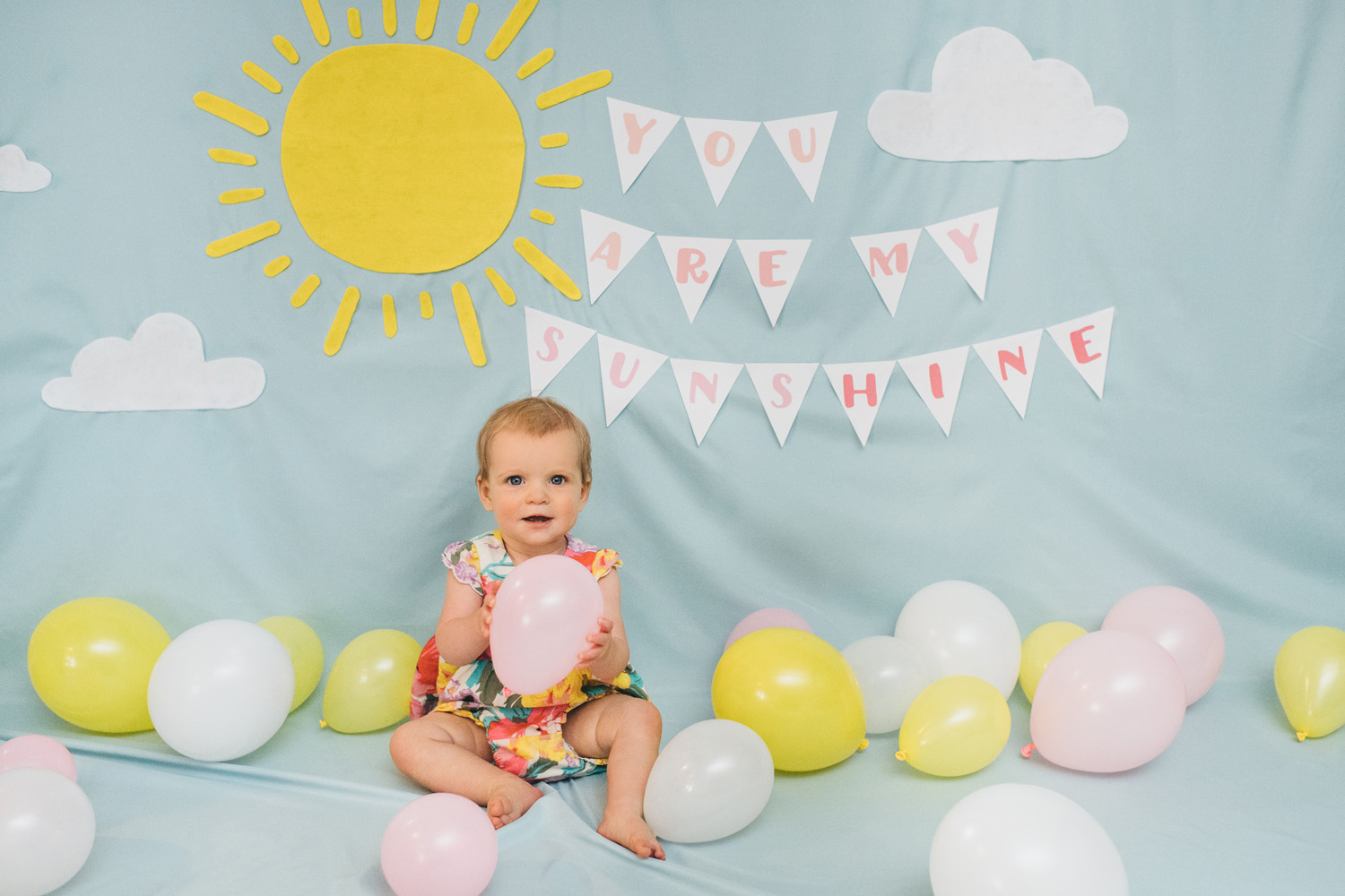 You Are My Sunshine 1st Birthday Party Naturally Yours Events