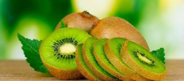 Propiedades nutricionales del kiwi