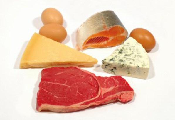 equilibrio óptimo de proteínas en la dieta