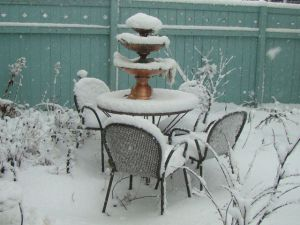 patio snowcatcher