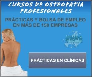 CURSOS DE OSTEOPATIA PROFESIONALES