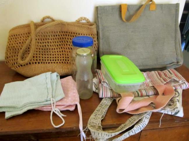 Shopping bags - Natural Nigeria market