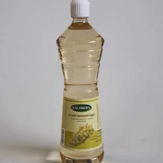 Білий винний оцет з кращих грецьких сортів винограду, 400мл