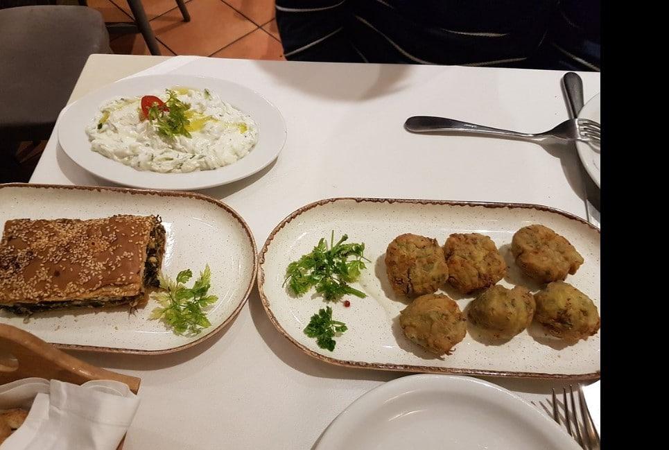 Идеи для меню ресторана