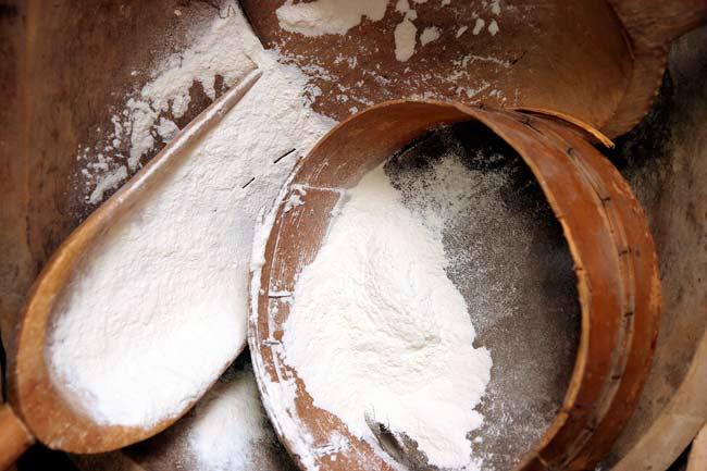 white flour dangerous