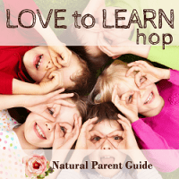 Love to Learn Blog hop Natural Parent Guide
