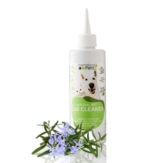 Pannatural Pets All Natural Ear Cleaner