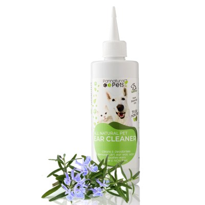 Pannatural Pets All Natural Ear Cleaner