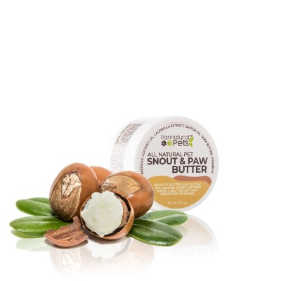 Pannatural Pets All Natural Snout and Paw Butter