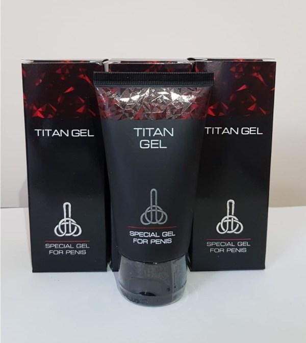 titan gel cream