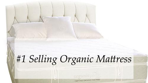 Number One Organic Mattress