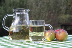 Apfelessig für die Gesundheit