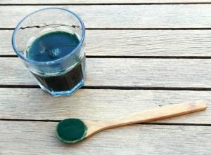 Spirulina - wirkt positiv bei Allergien