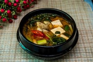Miso Gemüsesuppe - lecker und gesund