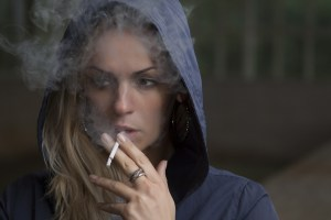 Rauchen - einer der Hauptrisikofaktoren für Krebs