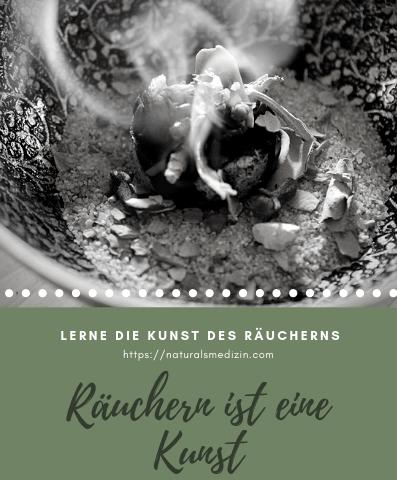 RÄUCHERN - URALTE ZAUBEREI - Basisseminar