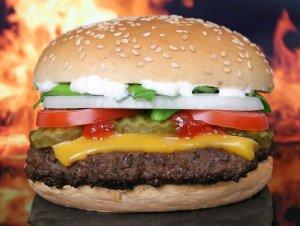 Fast Food ist lecker - aber Gift für unseren Darm