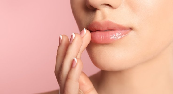 How to protect chapped lips