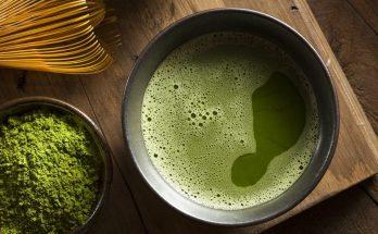 Drinking green tea has many benefits