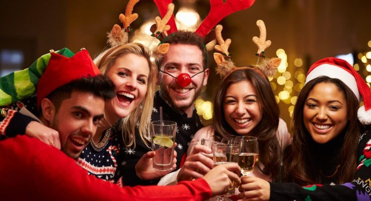 Can people with diabetes drink alcohol during holiday parties?
