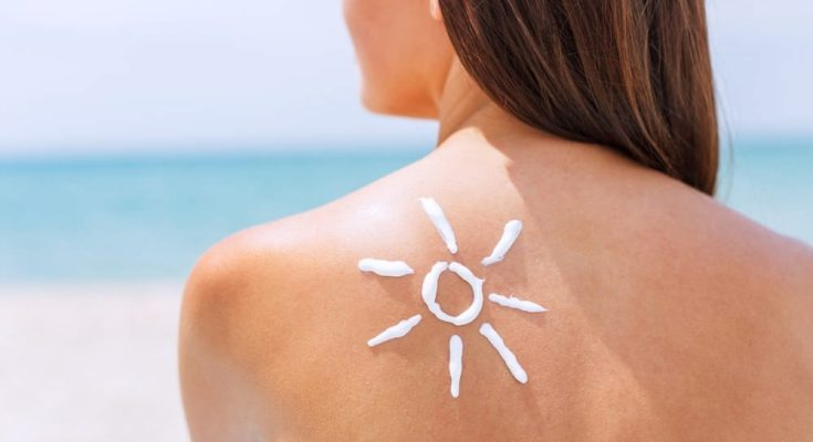 protect your skin when you are in the sun