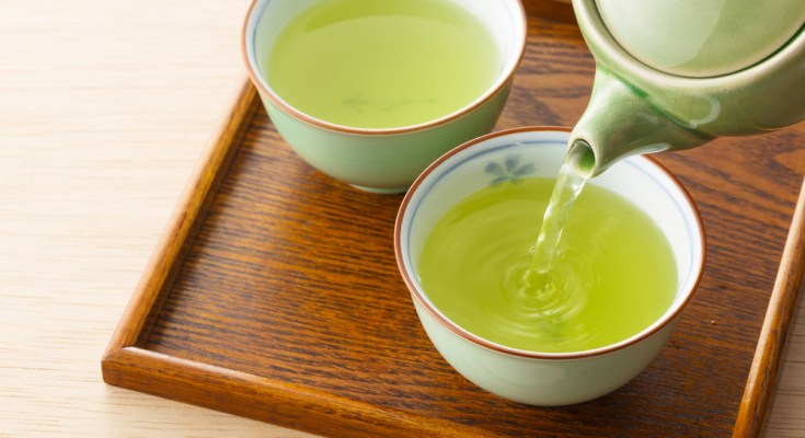 are you regularly drinking tea?