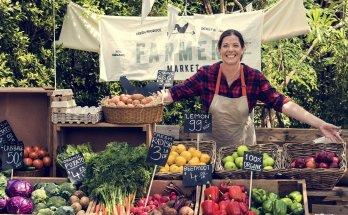 organic and natural food options