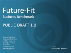 Future-Fit Business Benchmark - Public Draft 1.0
