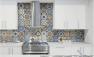 arabian color gloss tile