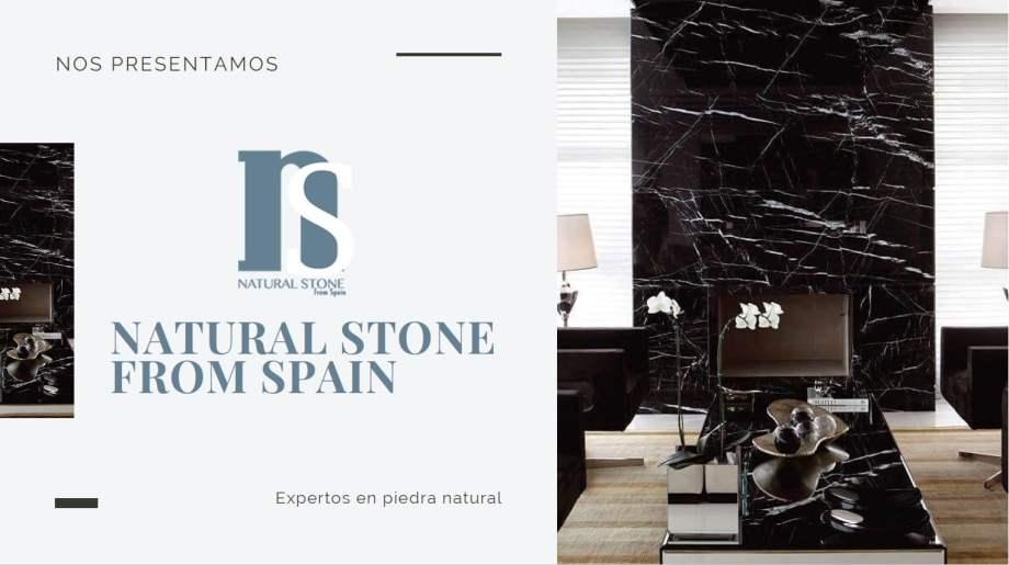 Presentación de Natural Stone From Spain.
