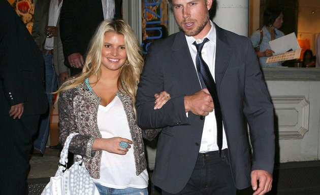 Jessica Simpson and Eric Johnson's Wedding