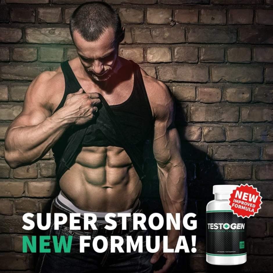 Testogen testosterone booster