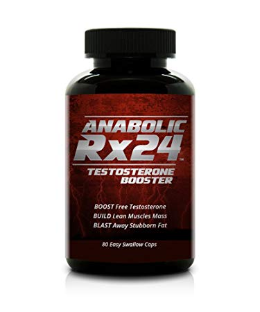 Anabolic Rx24 reviews