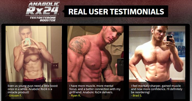 Anabolic RX24 before and after