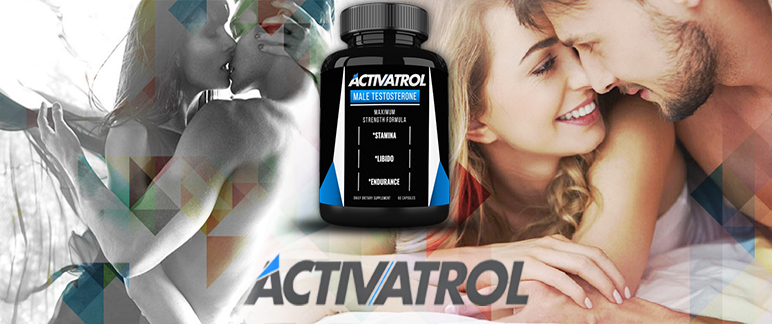 how Activatrol works for male testosterone