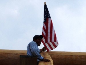 planning a log home? - Don't raise the victory flag prematurely