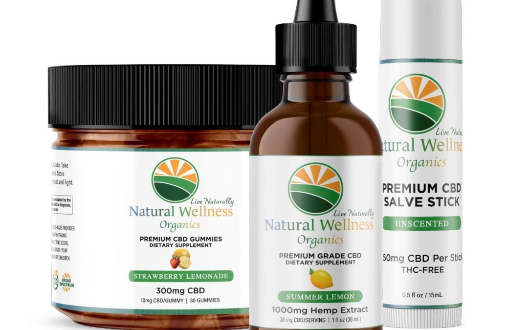 How is CBD Tincture Different from CBD Oil?