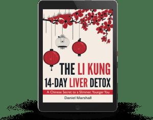 LI KUNG 14 DAY LIVER DETOX PAD