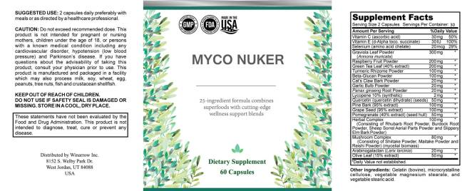 myco-nuker label