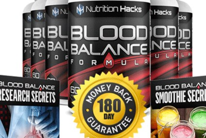 Blood Balance Formula Review: Can It Really Help Keep It At Healthy Levels?