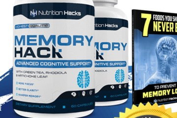 Memory Hack Review: Check Out The Ingredients!