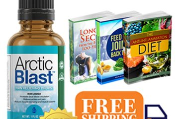 ArcticBlast Review: A Fast Acting Pain Relief Where You Need It