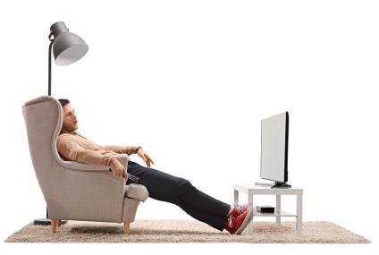 Turn Off the Television: 5 Simple Steps to Help Gain More Sleep Throughout the Night Without Using Television