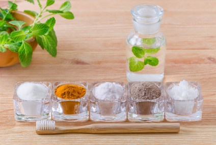Benefits of using natural toothpaste
