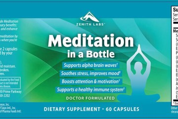 Meditation in a Bottle Review: Relax With This Supplement