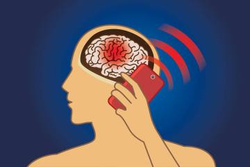 On Your Phone 24/7? New Research Suggests That Cell Phone Radiation Is Linked to Cancer
